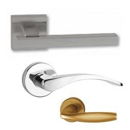 Kljuke in okovje za notranja vrata